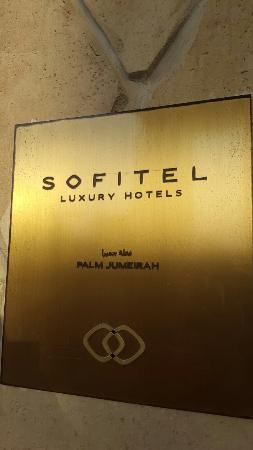 Sofitel Dubai The Palm: Sofitel the palm👍😍