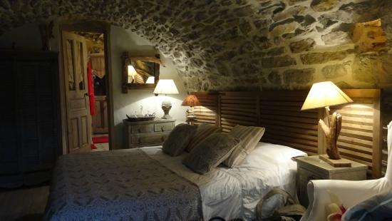 Chambre Capitelle Picture of Le Mas de la Filoselle Saint