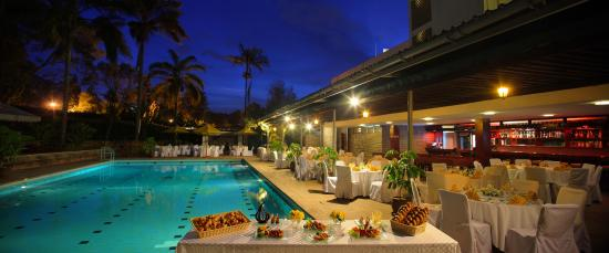 Sarova Panafric: Pool Side Banquets