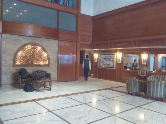 Comfort Inn President: Front View