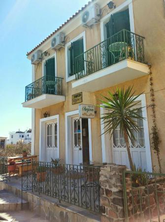 Aegina Hotel: Hotel Aegina