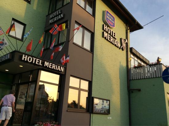 Hotel Merian Rothenburg: photo0.jpg