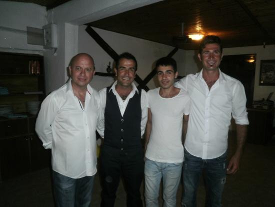 Gul Restaurant: Gül Staff