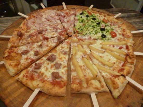 Sbafo : Stecco pizza