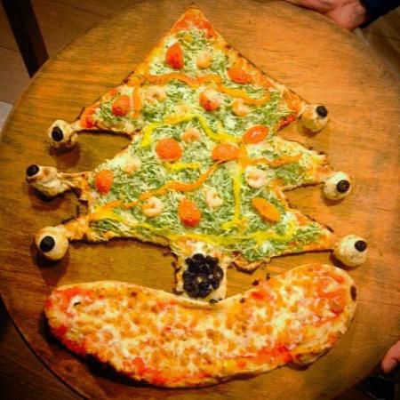 Sbafo : Albero di Pizza