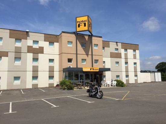HotelF1 Avranches: photo0.jpg
