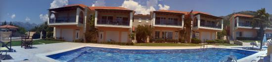 Thesmos Village: Панорамма на Отель