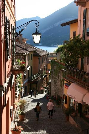 Bellagio, Italia: Salita Serbelloni
