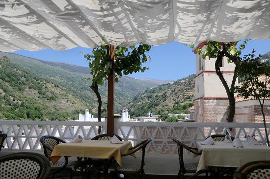 Ruta del Mulhacen: Atalaya privilegiada de Emilio Serrano