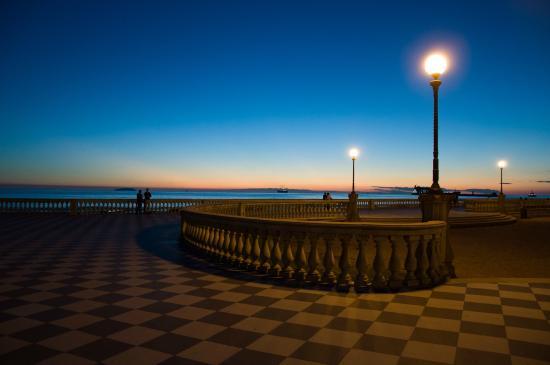 Sunset@Terrazza Mascagni Livorno - Picture of Terrazza Mascagni ...