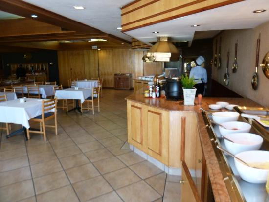 Harrismith Inn : The restaurant