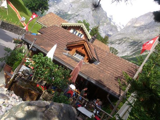 Onkel Tom's Hutte: Grindelwald - Onkel Tom's Hütte