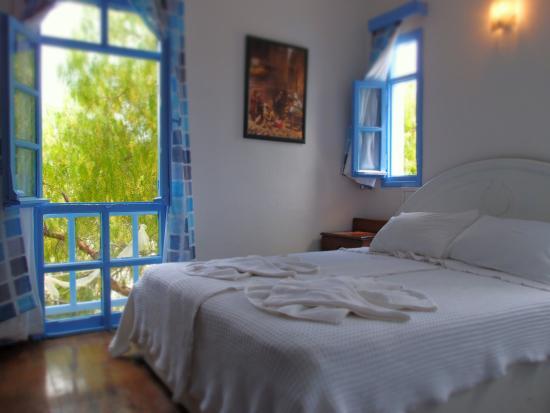 Panorama Hotel Bodrum : aile odası