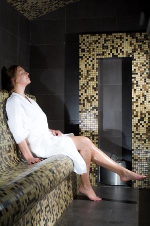 Keizarmezs : Steam sauna/SPA zona