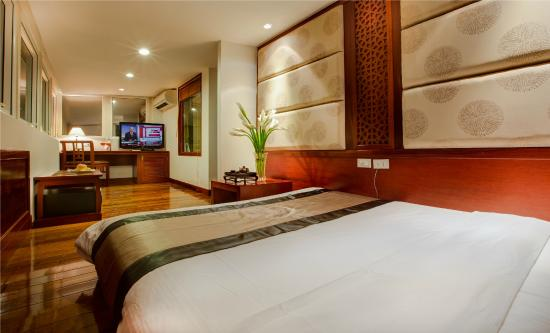 Conifer Boutique Hotel: Tatami room