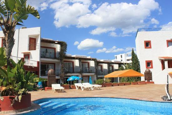 Villas del sol apartments ibiza santa eulalia del r o opiniones y comentarios apartamentos - Apartamentos santa eulalia ibiza ...
