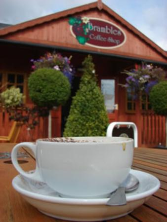 Brambles Coffee Shop: Brambles Cuppa