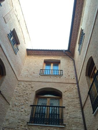 Hotel Casa Babel: Hotel Court (Restaurant)
