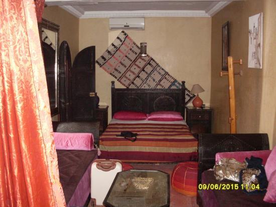 Riad Hiba: Room