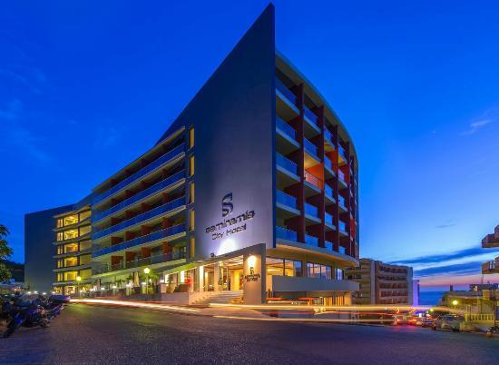 Hotel Blue Sky Beach Rhodos Stadt