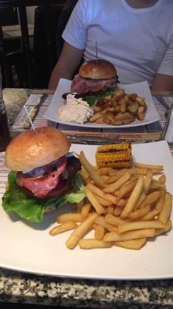 Manx Gourmet Burgers