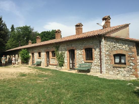 Agriturismo Borgo Spante: Gli appartamenti