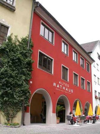 Altes Rathaus: Aussenansicht