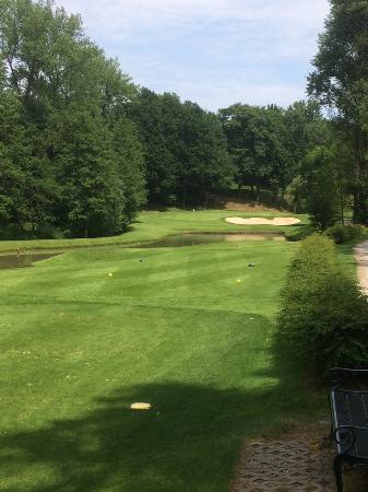 Golf Chateau de la Tournette: trou 15