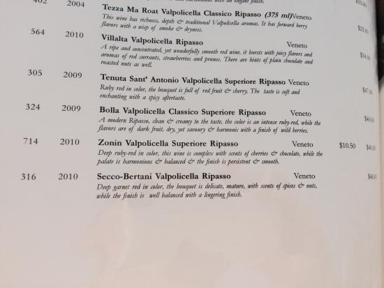 Bellisio's Italian Restaurant and Wine Bar Photo