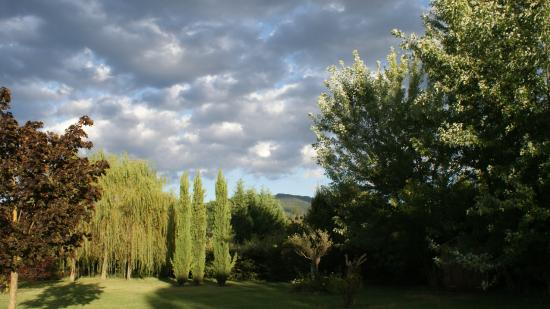 Agriturismo Villa Rosa: parco dell'agriturismo