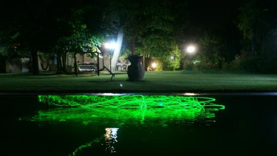 Agriturismo Villa Rosa: di sera sotto le stelle