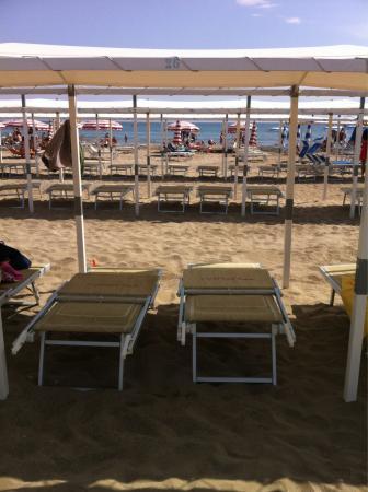 Spiaggia 60 Riccione: Spiaggia 60