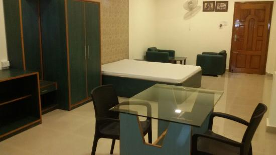 Sai Onella Guest House: new location at G.S.Road, Ulubari