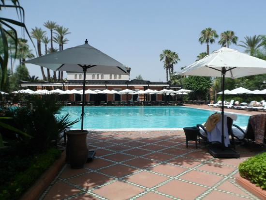 La piscine picture of la mamounia marrakech marrakech for La piscine review