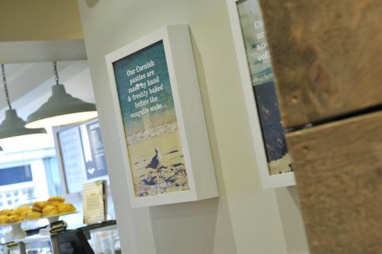 Award winning pasties - Picture of The Cornish Bakery