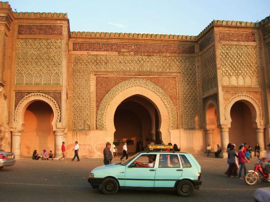 Riad Safir: Bab Mansour