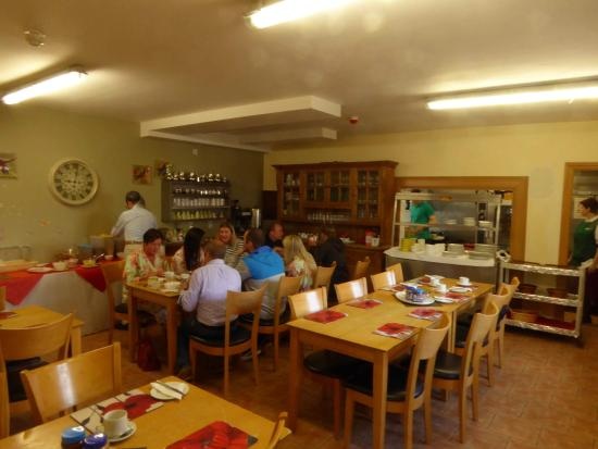 Newgrange Lodge: Breakfast