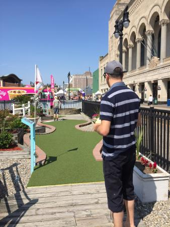 Atlantic City Mini Golf