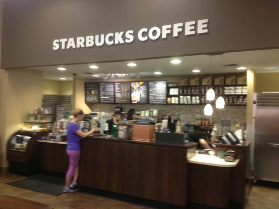 Starbucks in Penfield Target