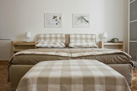 Letto Matrimoniale A Trieste.Letto Matrimoniale Picture Of Bed Breakfast Al Parco Trieste