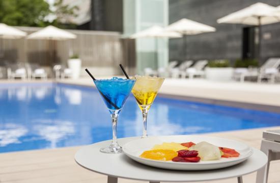Ilunion Atrium Madrid Spain Hotel Reviews Tripadvisor