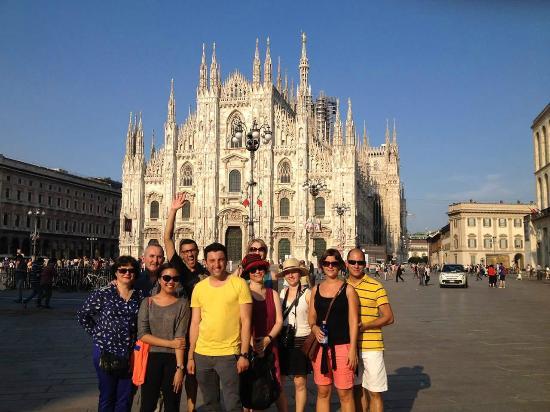 Scuola Leonardo da Vinci Milano City Tour