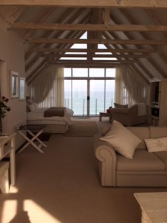Whale's Way Ocean Retreat: Beautiful rooms