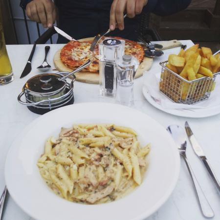 Luca's Ristorante: mains