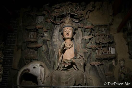 Lantian County, Çin: 水陸庵