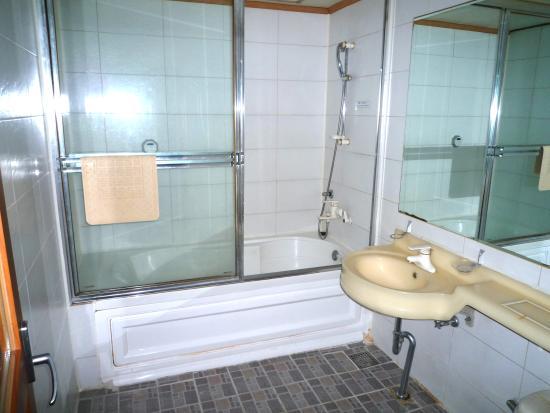Noblesse Tourist Hotel: bath
