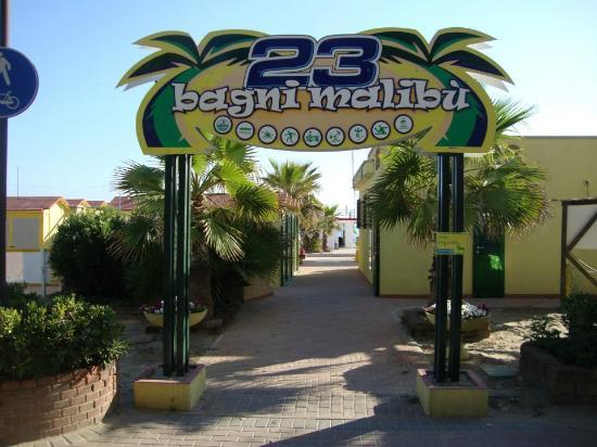 Bagni Malibu - Beach Club 23 Riccione