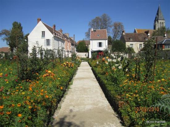 Maison de Jean Cocteau: Vue du pignon sud
