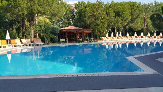Green Peace Hotel: Havuz