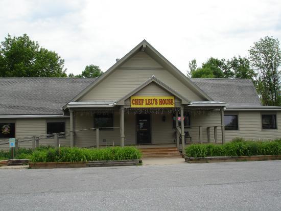 Chef Leu's House : Chef Leu's restaurant